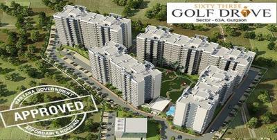 63 Golf Drive Affordable Call @ 9250404173 Sector 63A Gurgaon