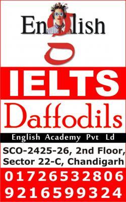 Daffodils English Academy Chandigarh
