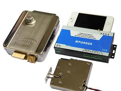 GPRS 3G Gate Opener Relay Remote Conrtrol Access