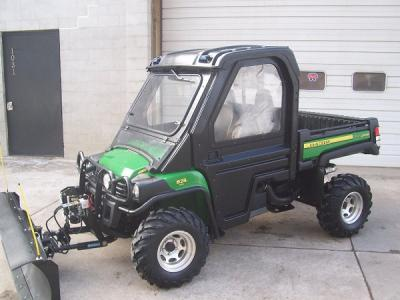 2010 John Deere Gator 825i 4x4