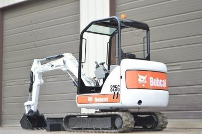 2007 Bobcat 325G Mini Excavator