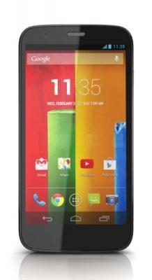 Motorola Moto G 8 GB Black (Silver-66955)