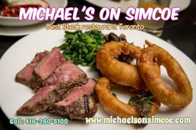 Leading Italian Food Restaurant in Toronto