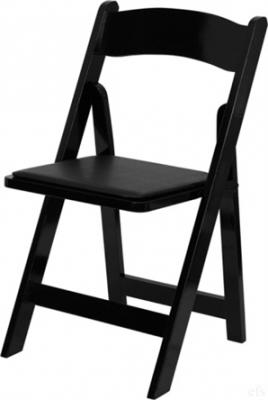 Discount Folding chairs tables larry
