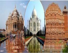 Book Delhi Agra Jaipur Tour Packages at affordable Price