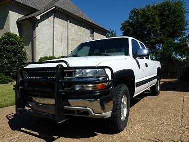 2000 Chevrolet Silverado 1500 Z71