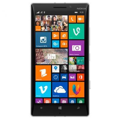 Nokia Lumia 930 Orange (Silver-66969)