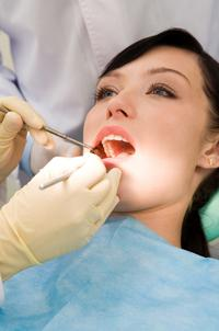 Affordable Composite Tooth Filling