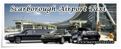 Scarborough Taxi Service for Airport