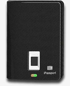 Large frame silicon fingerprint sensors