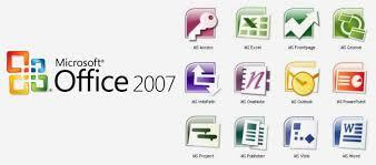 Free Download Microsoft Office 2007 Latest Version with Crack License Key