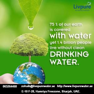 The Most Innovative RO water purifier in United Arab Emirate