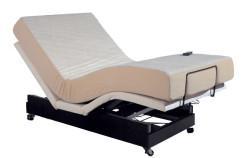 Berkshire Dual Whisper Motor Adjustable Bed Premier