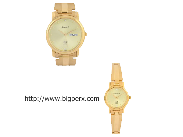 Buy Sonata Watches Online in India