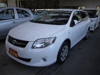 Used Toyota Corolla Fielder 2011 For Sale In Japan