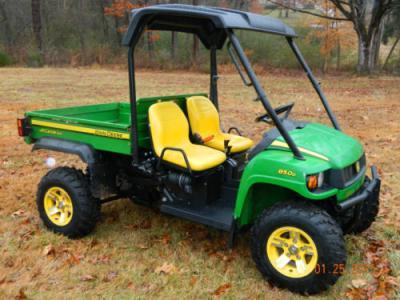 2009 John Deere Gator 850D 4x4 - $2500