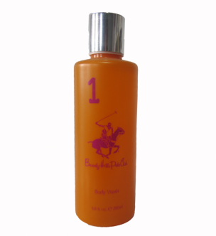 Buy Beverly Hills Polo Club-Body Wash-Orange at Rs.200