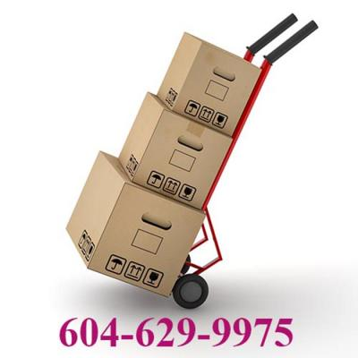 Vancouver Moving Service in British Columbia, Canada is provided by Greater Vancouver Moving Company