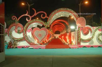 Marriage garden city