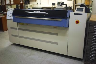 Buy Used 2005 Fuji Luxel T9000 From Used-presses