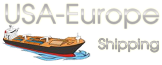 Shipping Company from USA to Europe