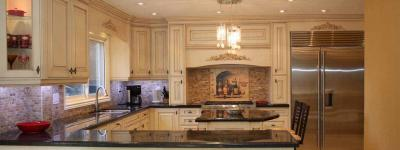 Advanced Kitchen Cabinets in Vaughan & Richmond Hill