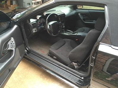 2002 Chevy Camaro SS