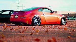 Nissan Dealer Orange