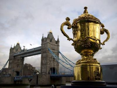Enjoy Rugby WC 2015 straight from the heart of London!
