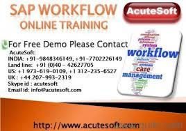 SAP Workflow | Online SAP Workflow training