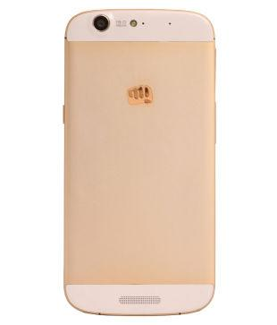 Price of Micromax a300 Canvas Gold