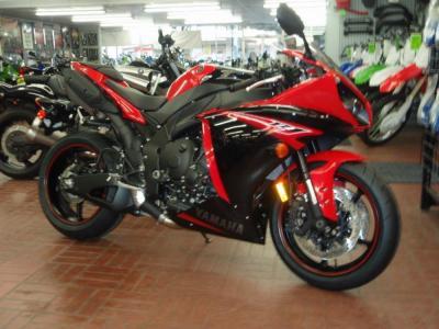 Yamaha YZFR6 2015