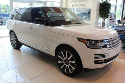 Used 2014 Land Rover Range Sport