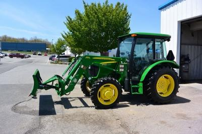 2013 John Deere 5055E Tractor - $7000