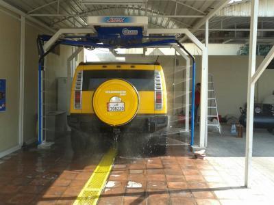 Automatic vehicle washing auto car wash machine equipment