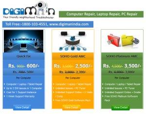 Instant Computer & Laptop Support Providers in Delhi NCR, India - Delhi