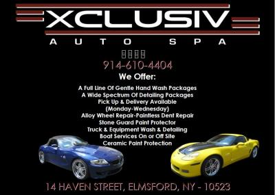 Exclusive Auto Spa - Car Washing Services in New York