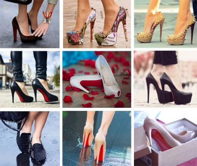 Red Sole High Heels Online Boutique