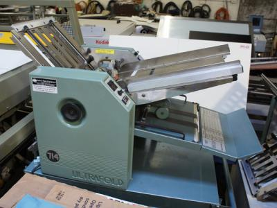 Buy Used Baum 714 Ultrafold Machine From used-presses