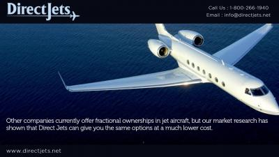 Private Jet Ownership Services