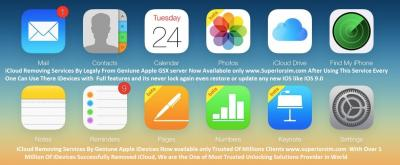 iCloud Removing From Apple GSX  Authorised Server Now Available For iPhones 4 / 4s /5 / 5S / 5C / 6