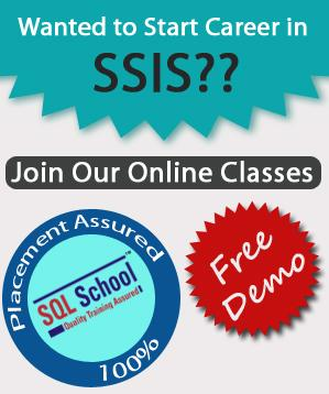 SSAS, SSIS, SSRS and MDX Online Training at SQL School
