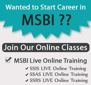 Complete Practical Training on BI (SSAS) @ SQL School