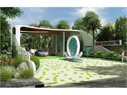 NBR Trifecta, Plots with Tree Lined Concrete Roads and Solar Street Lights close to Sarjapur call
