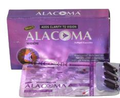 Alacoma for Glaucoma & Diabetic Retinopathy