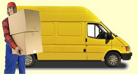 Perfect Man and Van Services in London