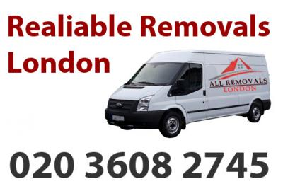 Realiable Removals Company in London