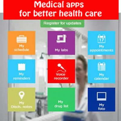 MEDICAL MOBILE APP DEVELOPMENT FOR IPHONE AND ANDROID