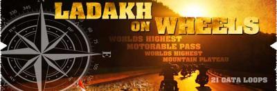 The Dream Ride to Leh Ladakh Motorcycle & SUV Tour