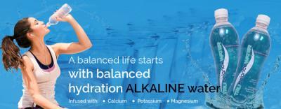 High Quality Alkaline Water